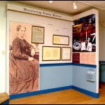 "Phelps Family History Section in ""Phelps Tavern: The Entertainment of Strangers,"" an exhibition and interpretative plan at the Simsbury, CT Historical Society"
